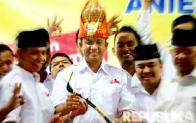 """Anies Baswedan: Masyarakat Aceh kembali """"Turun Gunung"""" saat Ibukota Sedang di Persimpangan"""