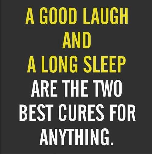 Why sleep is the best medicine