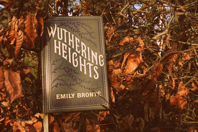 Wutherings Heights af Emily Brontë