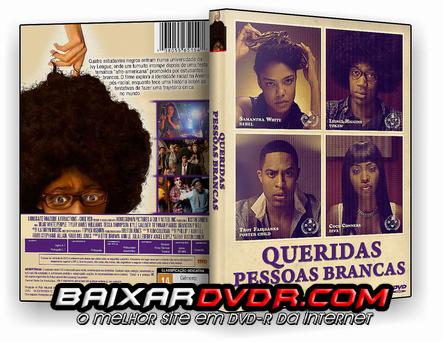 QUERIDAS PESSOAS BRANCAS (2016) DUAL AUDIO DVD-R CUSTOM
