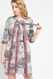 Model Baju Batik Terbaru Modis
