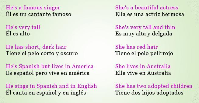 Inglés Guapo Preguntar Y Conocer La Identidad De Una