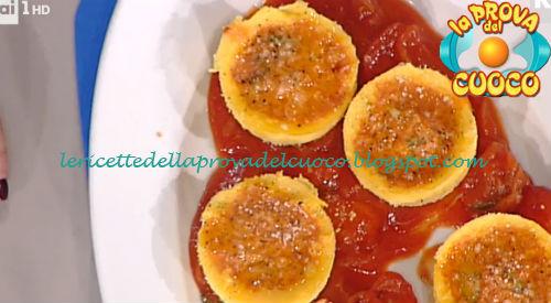Polenta sfatta ricetta Messeri da Prova del Cuoco