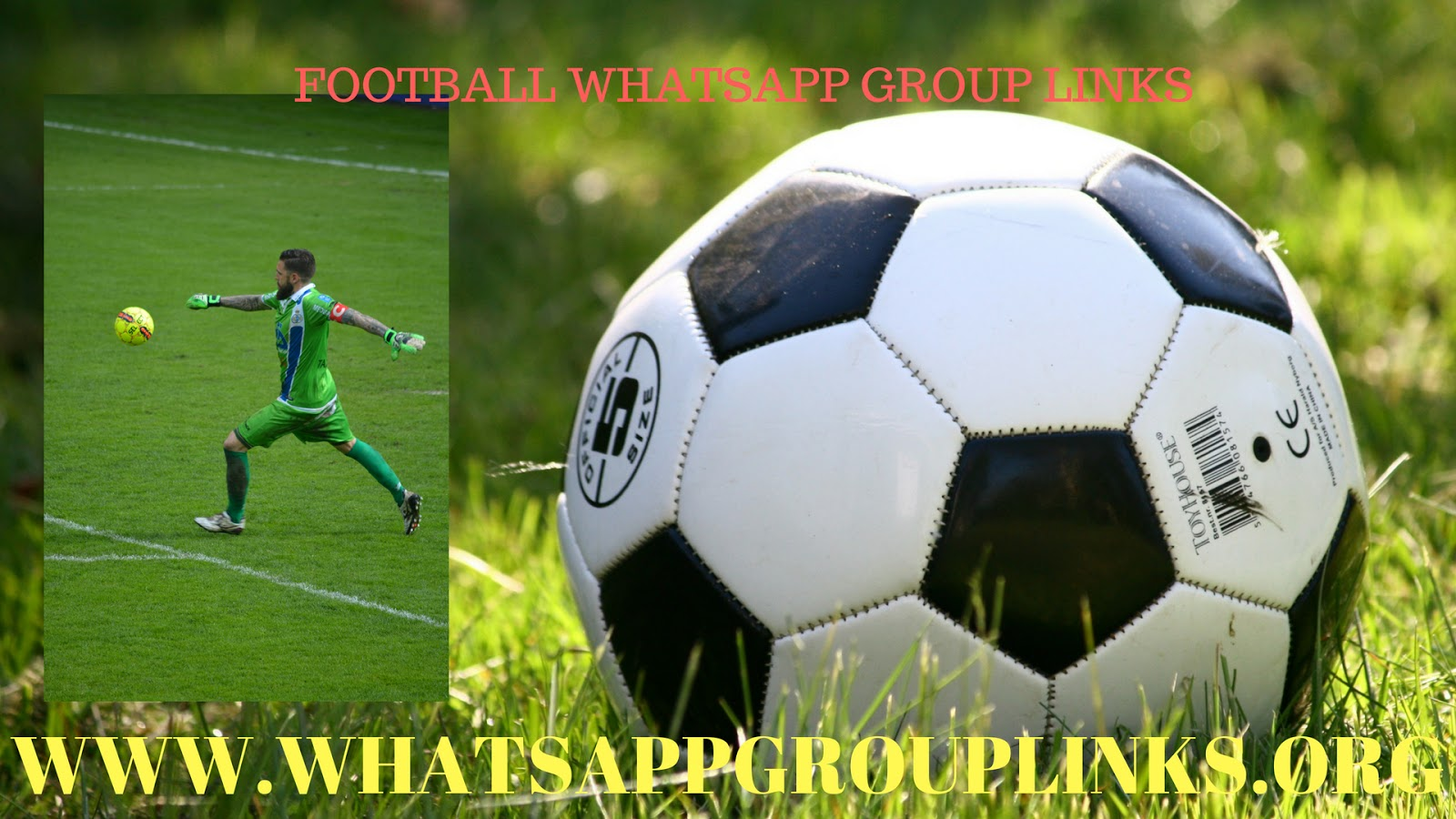 join football WhatsApp group links list - Whatsapp Group Links