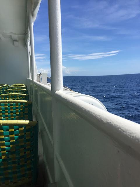 ferry dumaguete tagbilaran philippines