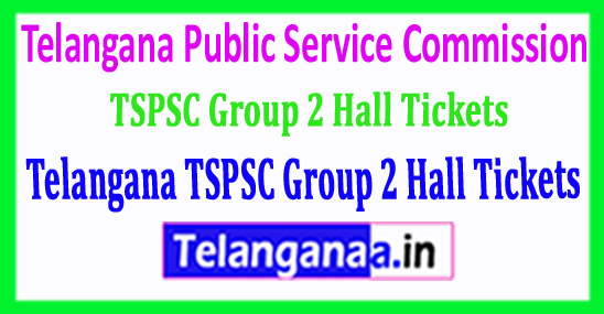 TSPSC Group 2 Hall Ticket 2018 Download Examination Date Online