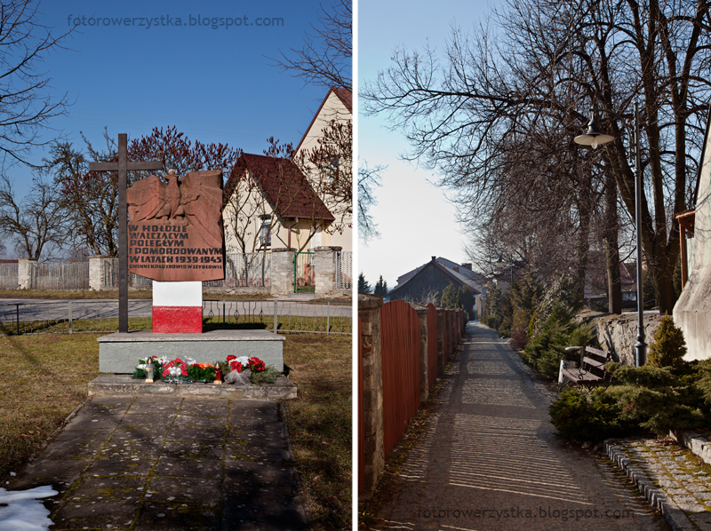 Szydłów, pomnik ofiar wojny, świętokrzyskie