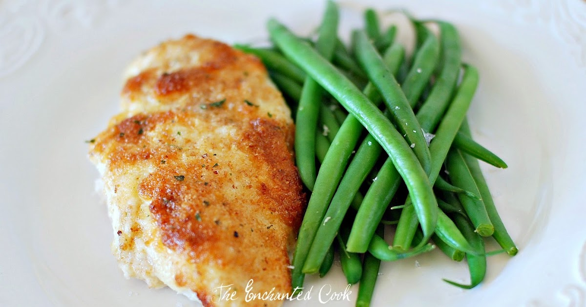 Best Foods Parmesan Crusted Chicken Recipe