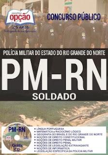 apostila Soldado Praça da policia militar RN