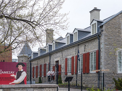 House Chateau Ramezay