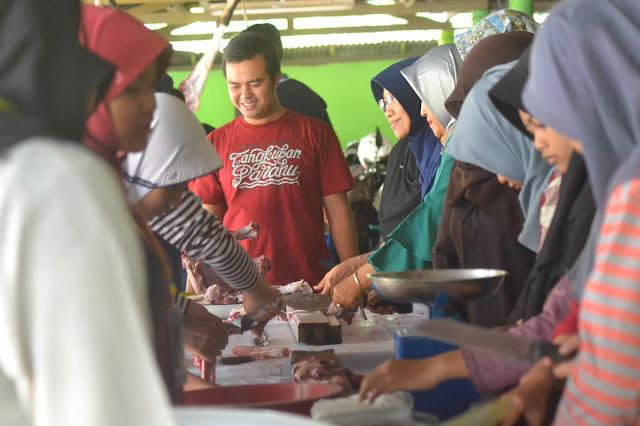 Pemotongan Daging Qurban