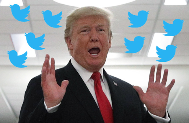 Trump Blasts Social Media 'Censorship': 'Discriminating Against Republican/Conservative Voices'