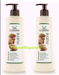 Logo Kaloderma Nutre crema fluida corpo: diventa tester