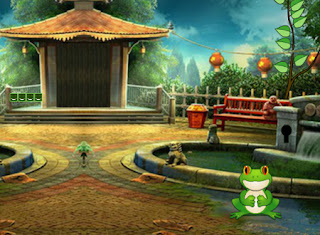 Japanese Garden Room Escape Juego