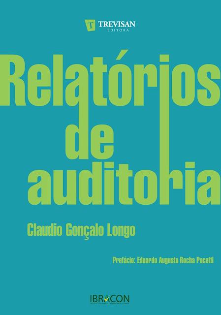 Livro guia empresas na estruturação de relatórios efetivos de auditoria
