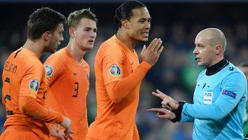 Northern Ireland vs Netherlands Highlights 16 November 2019 - Euro Cup