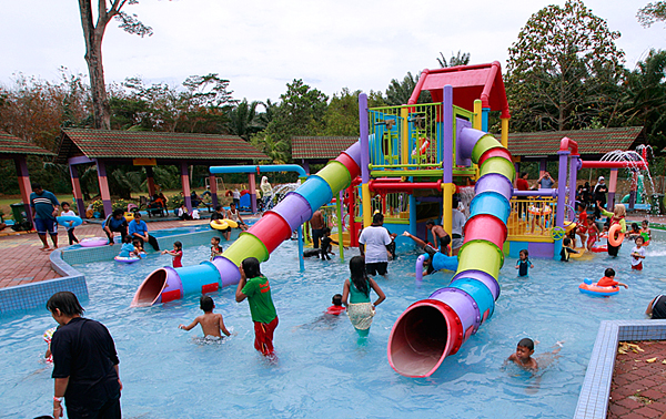 Air Panas Water Park