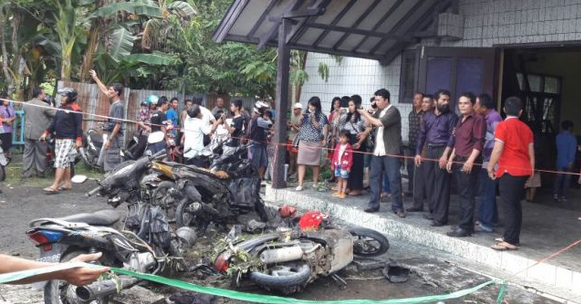 Pelaku Bom Samarinda Wajib Dihukum Berat