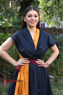 Actress Hansika Motwani Latest Pos at Bogan Movie Press Meet  0049.jpg