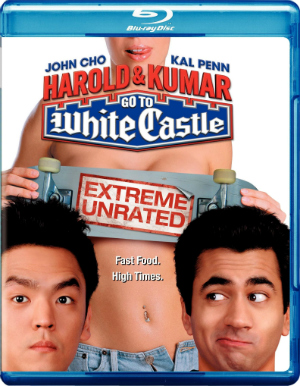 Harold and Kumar Go to White Castle 2004 UNRATED Dual Audio Hindi 480p BluRay 350mb