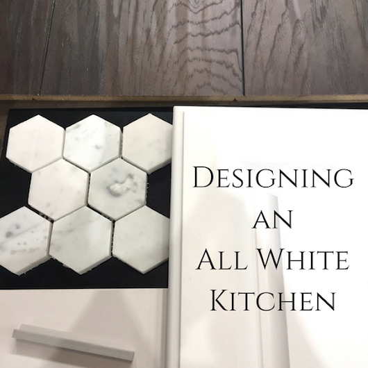 All White Kitchens and Design Inspiration