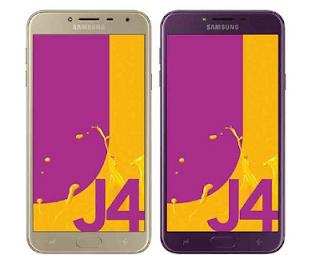 Harga Samsung Galaxy J4 Keluaran Terbaru