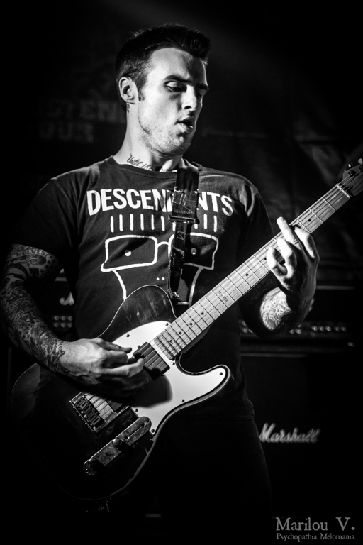 Josh James (Stick to your Guns)