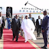 Photogist: Ghana's President Visit Mali On First Official Trip