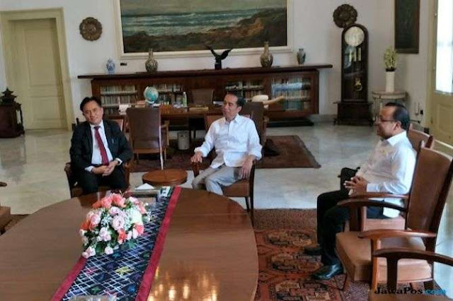 Majelis Syuro PBB Dukung 02, Yusril Bakal Dipaksa Tinggalkan Jokowi