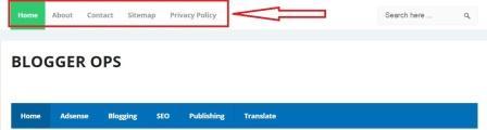 cara membuat laman pada blog
