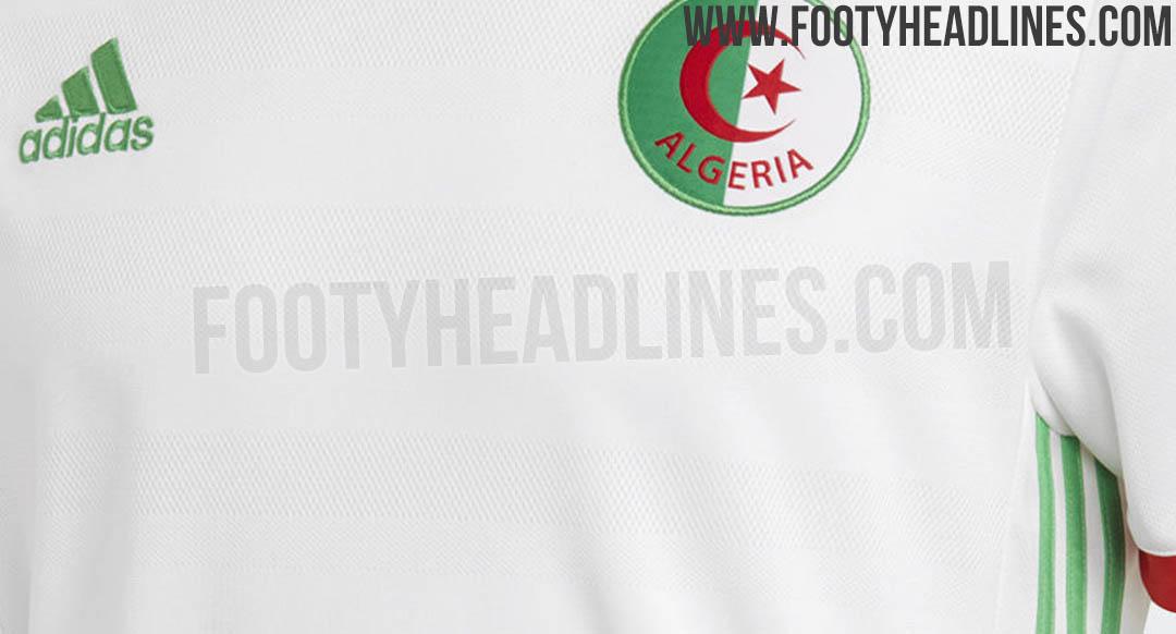 fedb77802 Free Adidas Algeria 2018 Home   Away Kits Leaked
