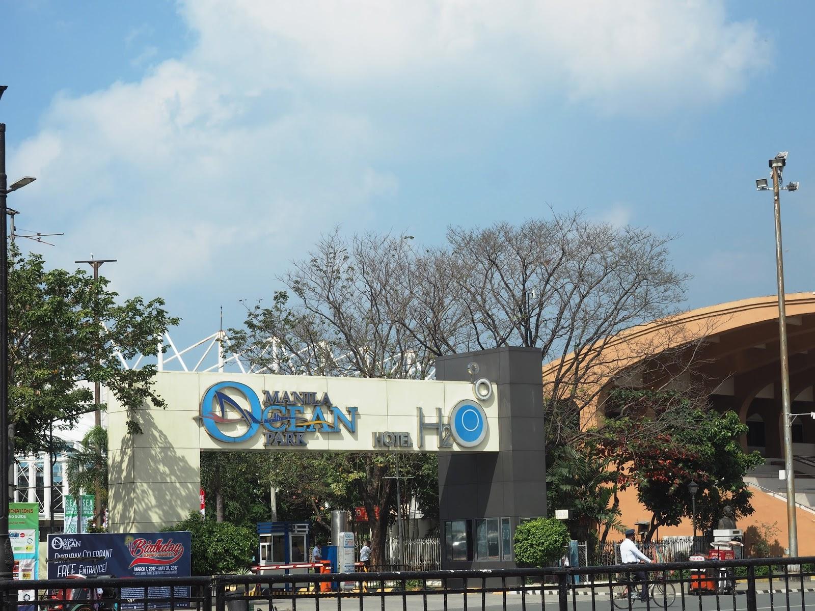 VinaTraveler's Blog: Hotel H2O and Manila Ocean Park, an Amazing