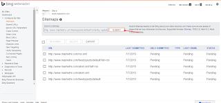 Cara Submit Sitemap Blog Ke Webmaster Tool