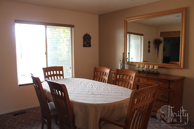 Update A Dining Room On Budget Farmhouse And Cottage Decor Decorating