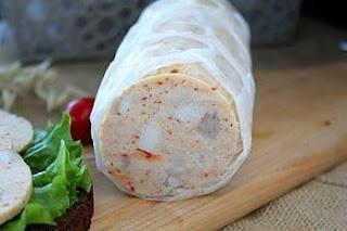 Домашняя колбаса из курицы, , http://eda.parafraz.space/