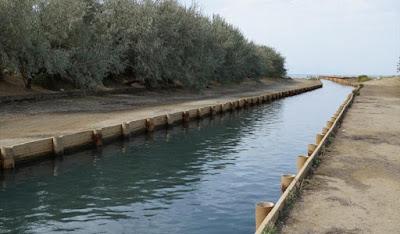 Οι Τούρκοι θέλουν να ενώσουν την αρχαία Έφεσο με τη θάλασσα!