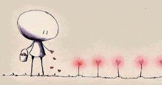 «Σπείρε αγάπη κι ας μη θερίσεις. Έτσι, για να μοσχοβολάει ο τόπος»
