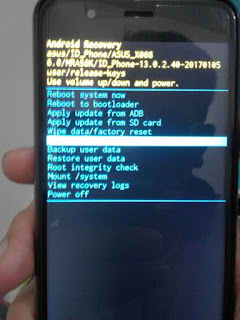 Cara Mudah Wipe Cache Partition Asus Zenfone 3 Max