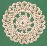 Patrón #1125: Granny a Crochet