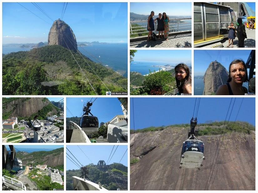 O que fazer no Pão de Açúcar - Rio de Janeiro