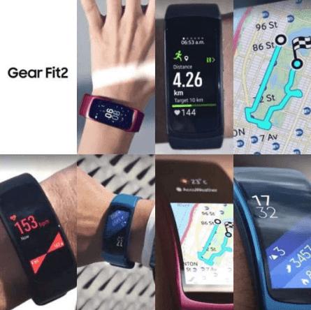 Rumor terbaru Samsung Gear Fit 2