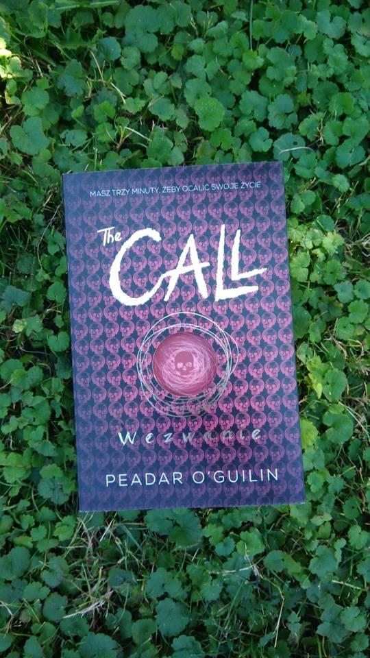 """""""The Call. Wezwanie"""" Peadar O'Guilin #60"""