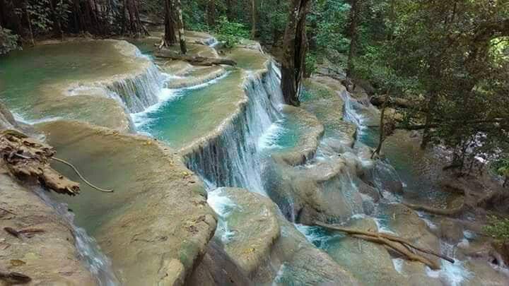Kaparkan Falls or Mulawin Falls