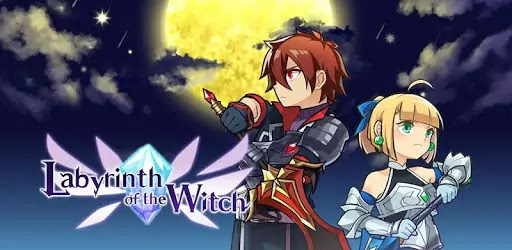 Labyrinth of the Witch v1.3.8 Mod Apk for Android