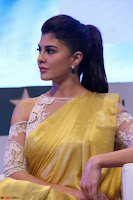 Gorgeous Jacqueline Fernandez  in yellow saree 38.JPG