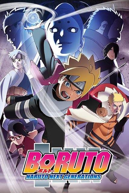 Otsutsuki Baru akan Diperkenalkan di Anime Boruto!