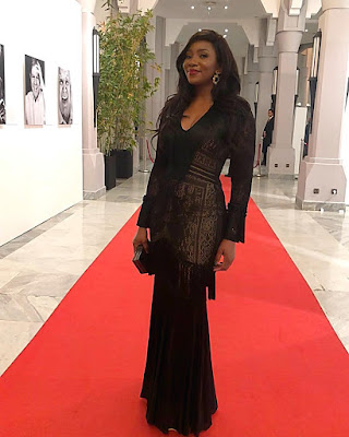 Genevieve Nnaji fashion and style looks