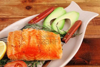 Wild salmon helps to reverse Type 2 diabetes and heart disease.