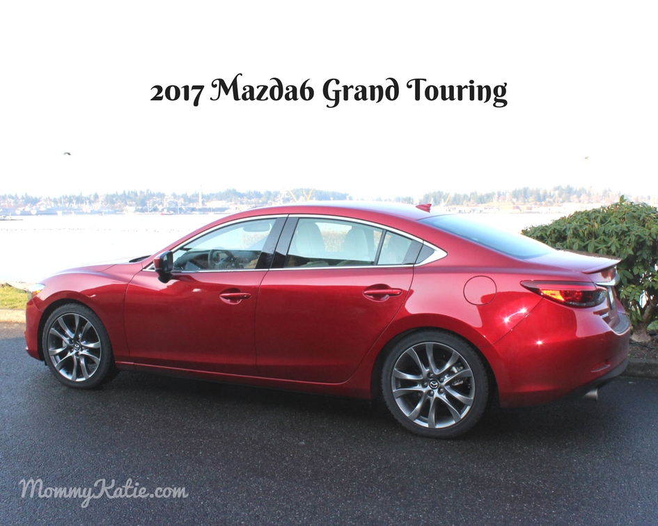 Holiday Guide: Holiday Travel in the 2017 Mazda6 Grand Touring