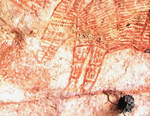 www.Tinuku.com Scientists report Kimberley rock art in Australia at least 36,000 years ago